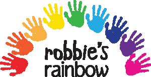 Robbie's Rainbow Logo